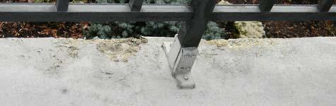balkonvloer waterdicht maken schade door vocht