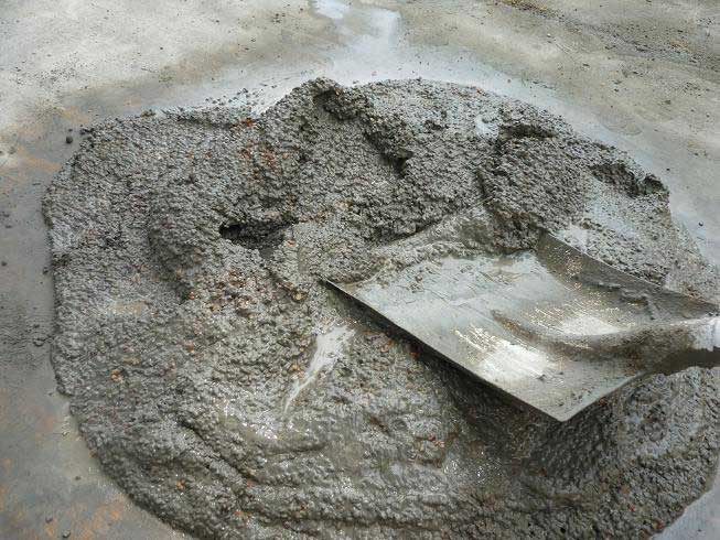 Beton en cement waterdicht maken
