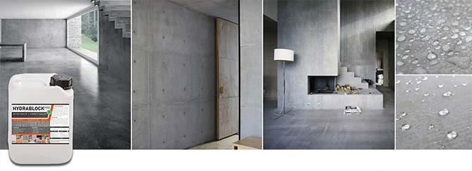 beton impregneren hydrablock pro