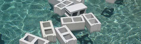 betonblokken waterdicht maken advies