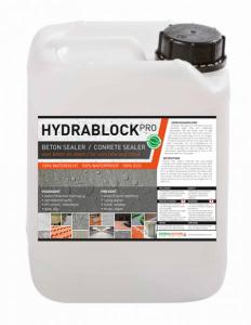 Beton waterdicht maken met beton sealer Hydrablock Pro