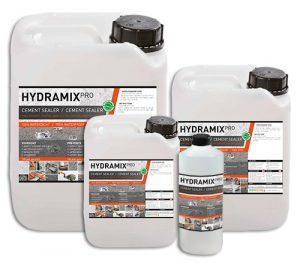 beton en cement waterdicht maken met Hydramix Pro