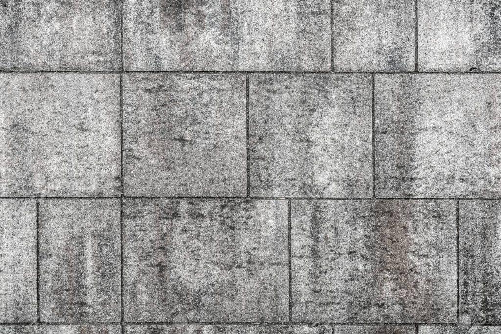 terras impregneren, vieze betontegels, betontegels reinigen