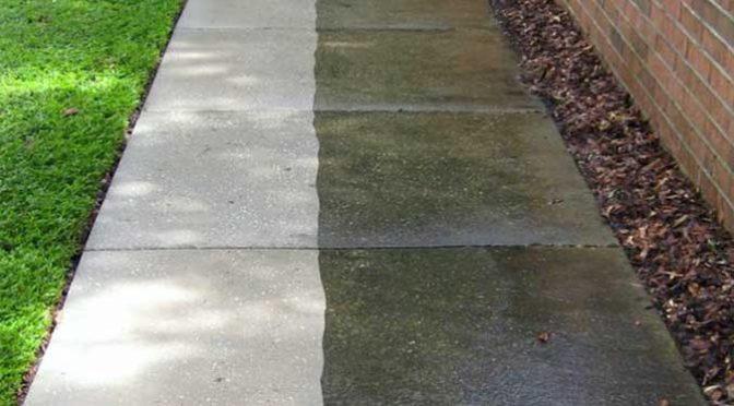 Beton reinigingsmiddelen