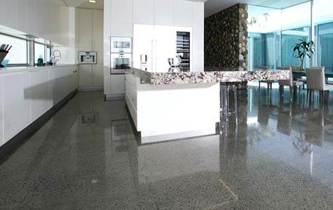 woonbeton vloer beschermen, woonbeton vloer vlekken, betonvloer impregneren